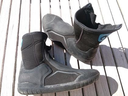 chaussures pour marcher dans l'eau de mer pour marche aquatique