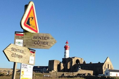 vacances et loisirs en bord de mer - Pointe St Mathieu