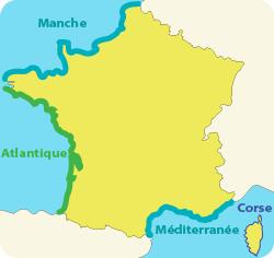 3427 km de côtes en France : quel terrain de jeu pour les fans de longe-côte !