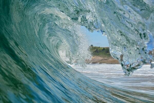 préservation des mers - non à la pollution marine - photo Locmaria-Plouzané - crédit GregR