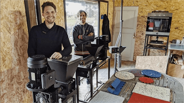 Atelier REHAB - Nicolas Voisard et Alexandre Tallec - crédit photo REHAB